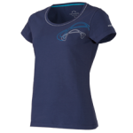 ADVANCE Girly-Shirt blue L