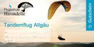 Gutschein Tandemflug Allgäu